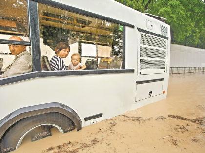 Наводнение в Сочи // РИА «Новости»