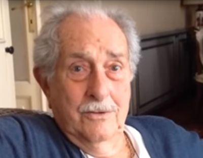 В Милане в 89 лет умер итальянский актер Рикардо Гарроне // Стоп-кадр из передачи на YouTube