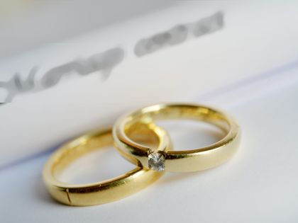 Свадебная церемония оказалась омрачена // Frank May / Global Look Press
