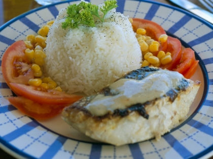 Рыбные основные блюда совсем нетрудоемки // Global Look Press