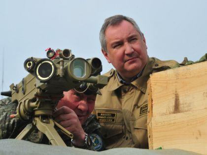 Рогозин — политическая фигура, подчеркнул эксперт // Global Look Press