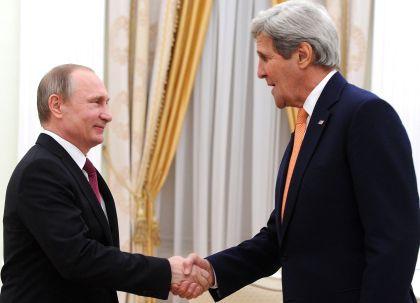 Что Вашингтон и Москва решили делать с войной в Сирии? // Aleksey Nikolskyi/Global Look Press