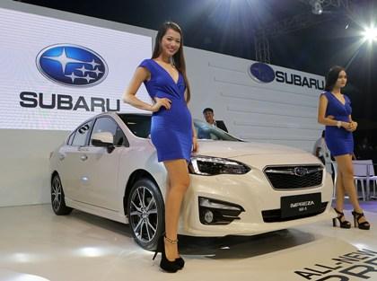 На отозванных автомобилях Subaru Impreza и Forester бесплатно для владельцев проведут замену газогенератора фронтальной подушки безопасности // Rouelle Umali / Global Look Press
