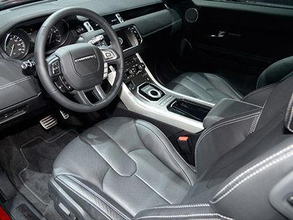 Добычей злоумышленника стал Range Rover Evoque // Жене Блевинс / Global Look Press