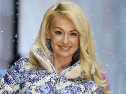 Яна Рудковская // Russian Look