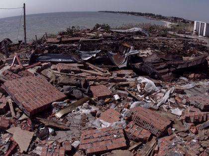 Руины на Украине // Sergii Kharchenko/Global Look