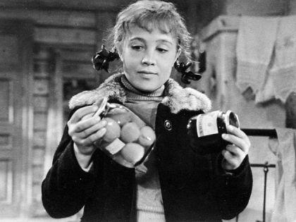 """""""Девчата"""", 1961 год // кадр из фильма"""