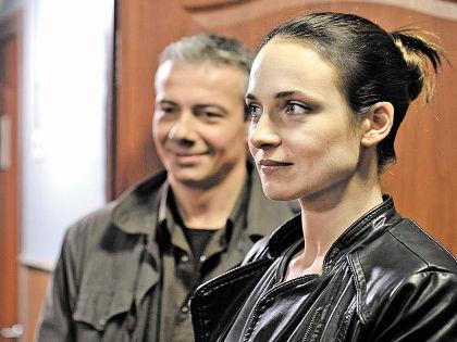 Анна Станкина в сериале «Полицейский участок» // Russia.TV