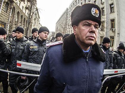 Украинской милиции приказано стрелять в ответ на вооружённые беспорядки // Игорь Головнев / Global Look Press