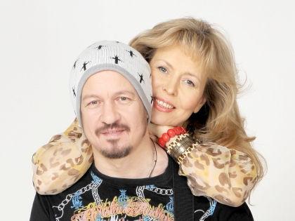 Ольга Кормухина с мужем Алексеем // личный архив певицы