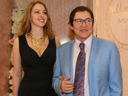 Дмитрий Дибров с женой Полиной // Мила Стриж