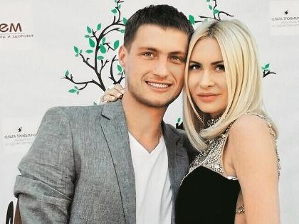 Элина Камирен и Саша Задойнов // Instagram