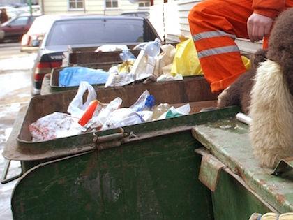 В мусорном контейнере был найден новорождённый ребёнок //  Александр Шемляев / Russian Look
