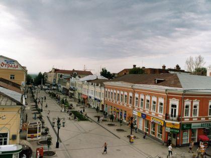 """""""В Самаре есть масса примеров, когда люди готовы биться за свое жилье"""" // Global Look Press"""