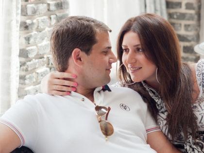 Жасмин в браке с Иланом Шором с 2011 года // личный архив певицы