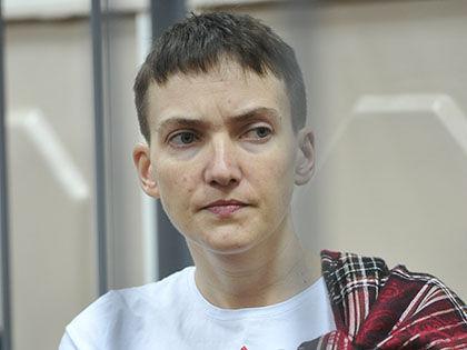 Савченко находится в российском СИЗО с лета 2014 года // Global Look Press