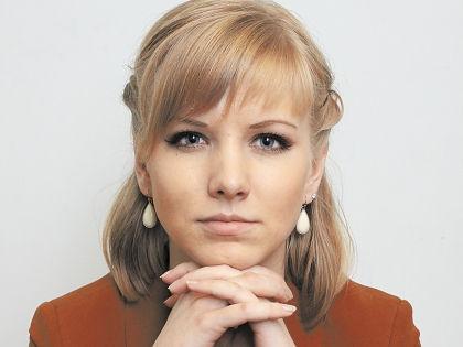 Журналист «Собеседника» Виктория Савицкая // Андрей Струнин / «Собеседник»