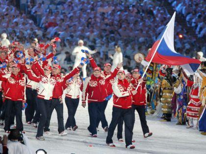 Олимпийская сборная РФ // Alexander Chernykh / Global Look Press