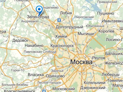 Для поиска преступников в Москве и Подмосковье проводятся мероприятия, предусмотренные планом «Вулкан» // Яндекс.Карты