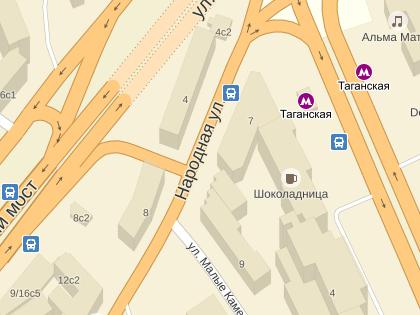 По факту происшествия было возбуждено уголовное дело // Яндекс.Карты