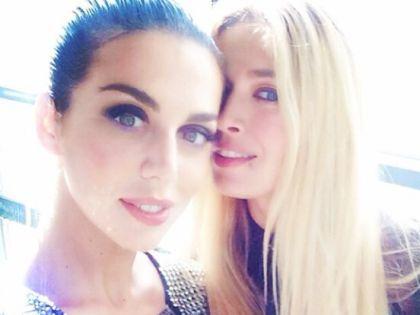 Анна Седокова и Вера Брежнева // instagram.com