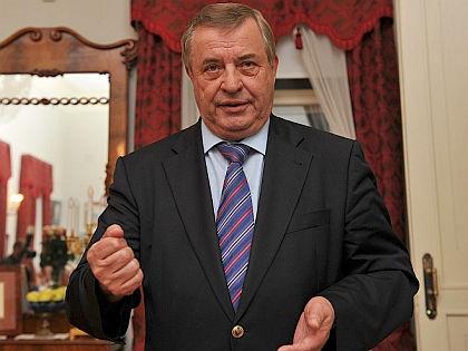 Геннадий Селезнев // Russian Look
