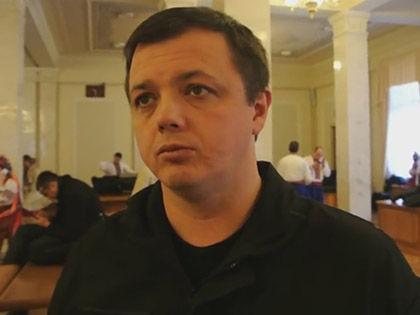 Комбат «Донбасса» Семен Семенченко // Кадр Youtube