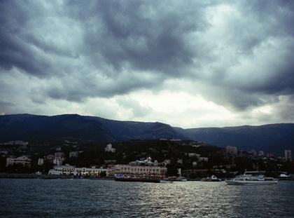 Количество билетов в Крым, забронированных российскими туристами в прошлом году, почти в пять раз превысило показатели 2014-го года // Сергей Ковалев / Global Look Press