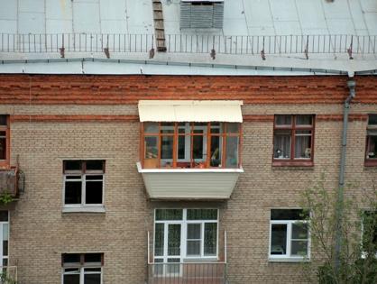 Однако в штабе по контролю за реализацией программы реновации уточнили, что пятиэтажки смогут покинуть проект, если жители этих домов не передумают // Sergey Kovalev / Global Look Press