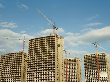 Cпециалисты отмечают, что монолитное жилье становится популярнее панельного // Сергей Ковалев / Global Look Press