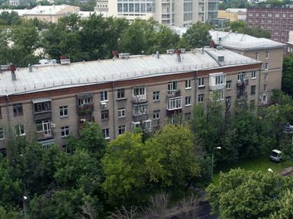 На выставке MIPIM в Каннах заммэра Москвы заявил, что снос пятиэтажек определит путь развития столицы на 20 лет вперёд // Сергей Ковалев / Global Look Press