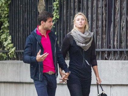 Григор Димитров и Мария Шарапова были вместе 3 года // Global Look Press