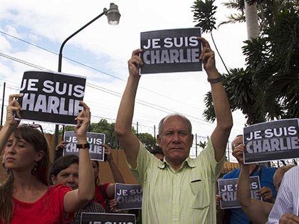 Французская полиция оцепила район, где могут находиться братья Куаши // Global Look Press