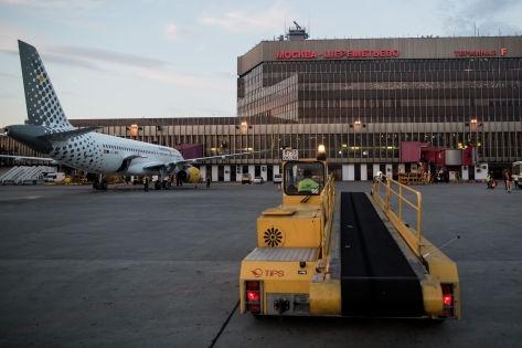 Виновником коллапса в РСТ называют оператора обработки грузов компанию «Москва-Карго» // Global Look Press