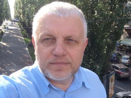 Павел Шеремет // Twitter Шеремета