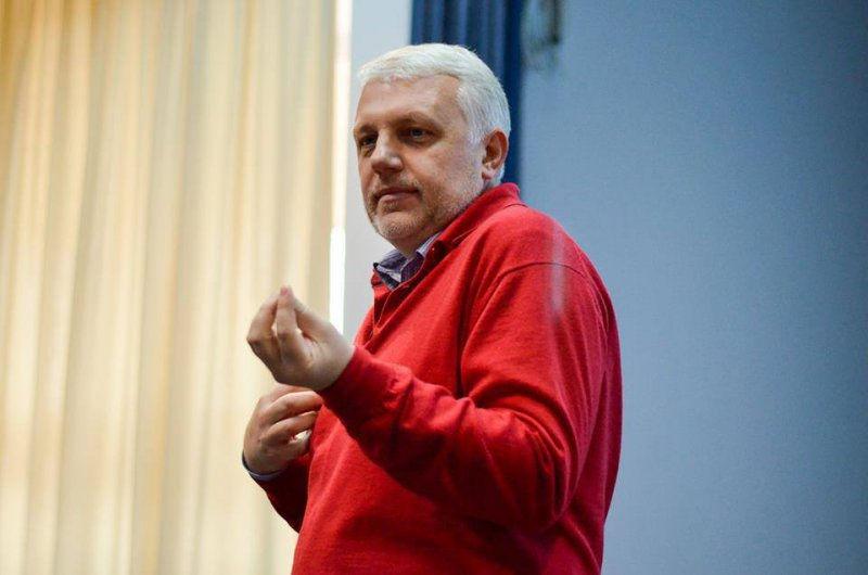 """Экс-редактор """"МК"""": Павел Шеремет стал сакральной жертвой // Личная страница Павла Шеремета в Facebook"""