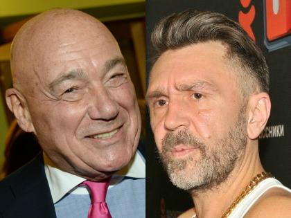 Владимир Познер и Сергей Шнуров // Global Look Press
