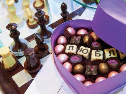 Наша задача, чтобы шоколадные подарки от «Конфаэль» вызвали радость, удивление, восторг // архив редакции