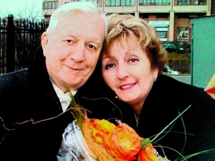 4 марта будет 7 лет, как актер женат на враче Лиане // личный архив Георгия Штиля