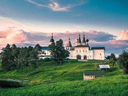 Вологодская область  // Shutterstock