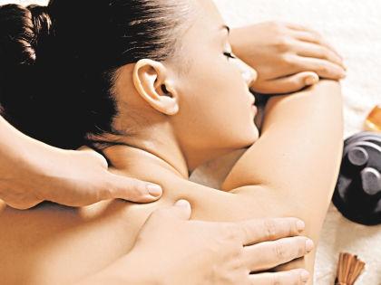 Китайский точечный массаж поможет похудеть // Shutterstock