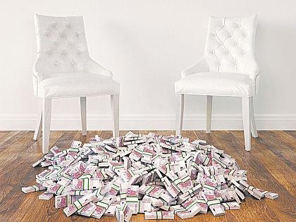 Деньги на выборы // Shutterstock