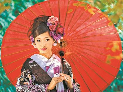 Что же особенного делали японские гейши, чтобы привязать к себе мужчину и сделать его счастливым? // Shutterstock