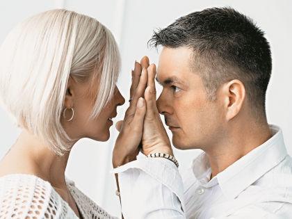 Первая близость – ключевой этап в развитии отношений // Shutterstock