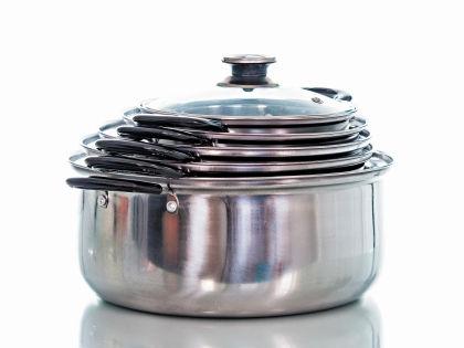 Кухонная утварь требует особенного ухода // Shutterstock