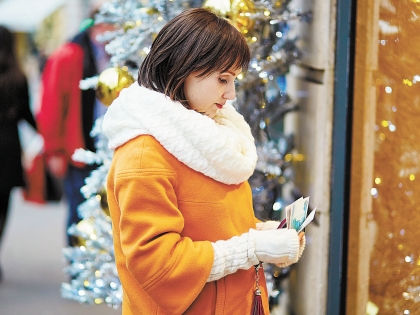 Новогодние праздники опустошили кошельки многих россиян // Shutterstock