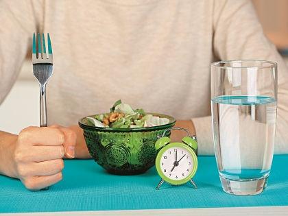 Питание по расписанию позволит навсегда избавиться от лишнего веса // Shutterstock