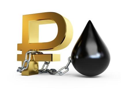Цены на нефть продолжаются атаковать рубль // Shutterstock