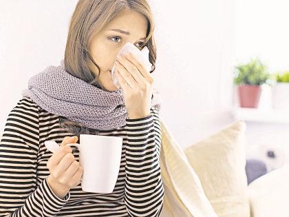 Осень – время простуд // Shutterstock