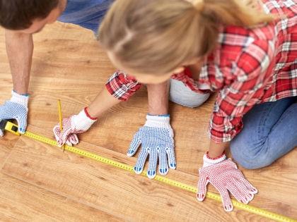 Квартиры, требующие срочного ремонта, теперь не в цене // Shutterstock